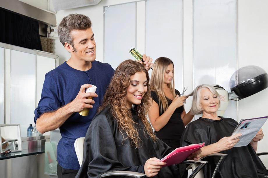peluqueros buscan trabajo