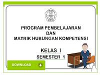 Unduh Contoh Program Semester Lengkap Semua Mapel SD Kelas 1, 2, 4, 4, 5, 6 SD/MI Hasil Revisi
