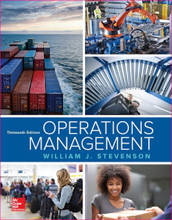 Operations Management 13th Edition by Stevenson