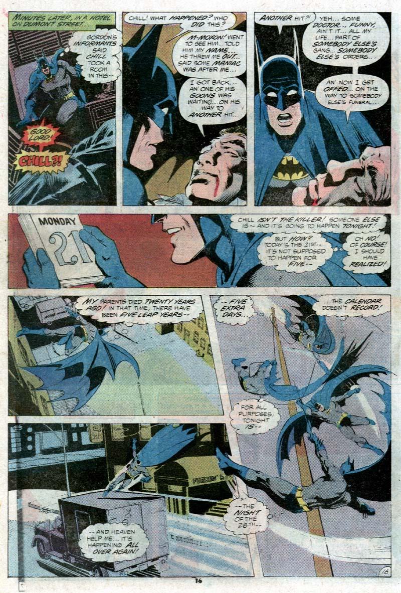 Detective Comics (1937) 500 Page 19