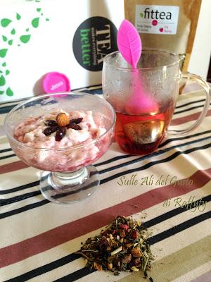 fit berry detox tea allo yougurt greco