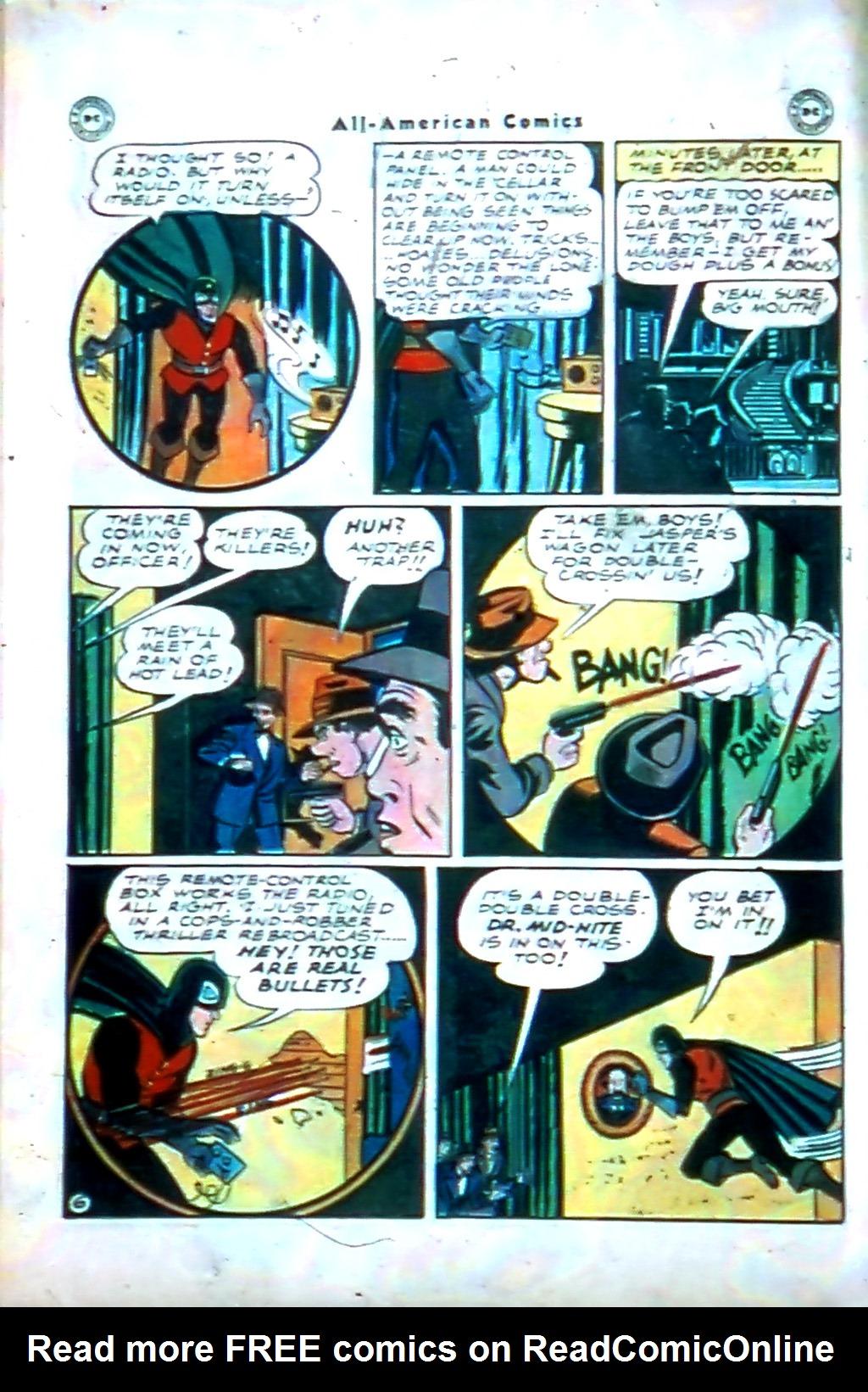 Read online All-American Comics (1939) comic -  Issue #74 - 24