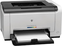 HP LaserJet Pro CP1025nw Color Printer drivers & Download