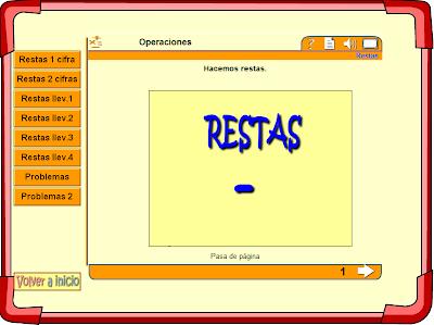 http://cerezo.pntic.mec.es/maria8/bimates/operaciones/resta/restas1cifra.html