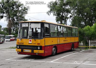 Ikarus 260.73A #208, MZK Kędzierzyn-Koźle