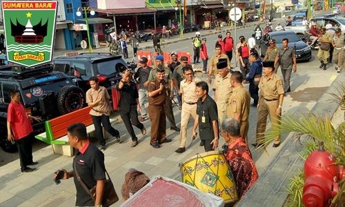 Gubernur Irwan Prayitno: Bangkitkan Kembali Kejayaan Pasar Raya Padang