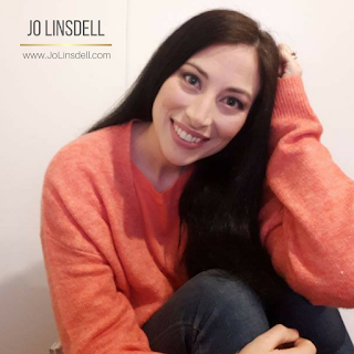 Author and Illustrator Jo Linsdell (2018)