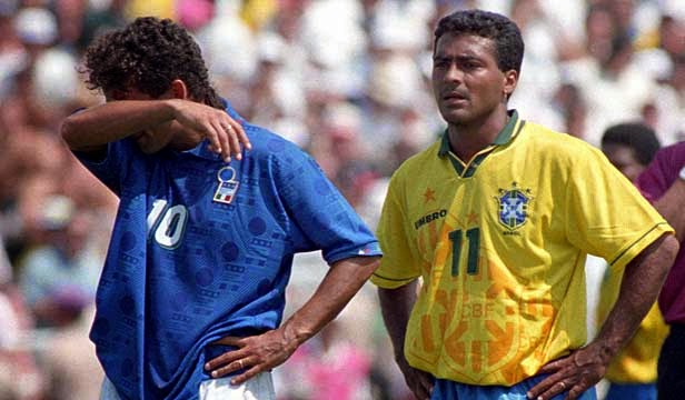 9e2dc8be2ef It was exactly 20 years ago to the day, when two international powerhouses  Brazil and Italy took to the pitch in Pasadena, California, to battle out a  World ...