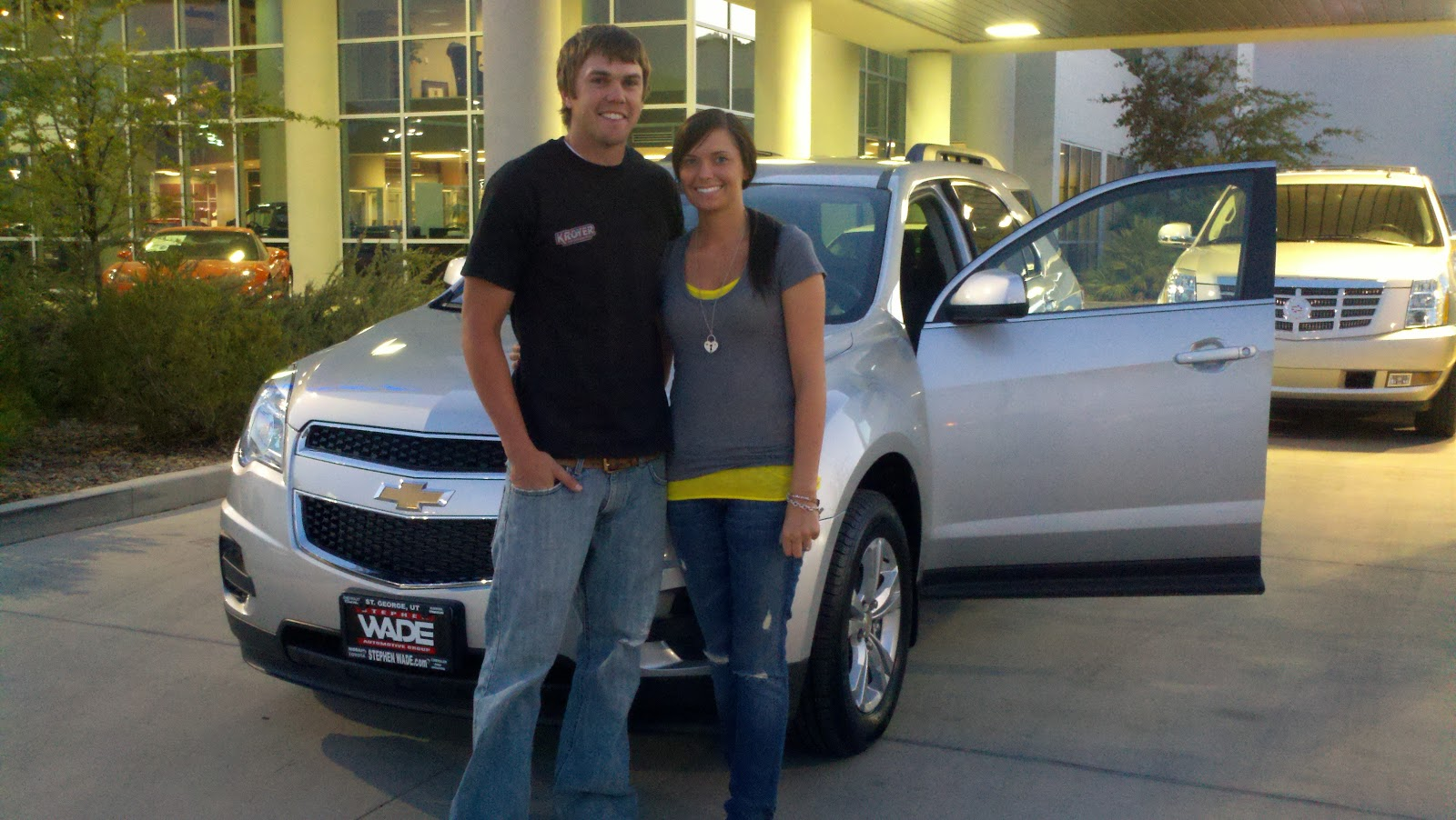 stephen wade delivery lane laura and kaden from cedar city utah and their brand new 2011. Black Bedroom Furniture Sets. Home Design Ideas
