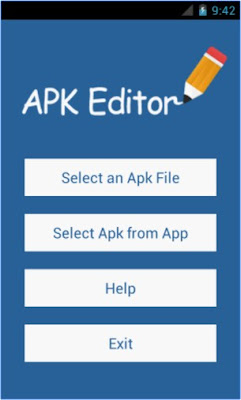 Free Download APK Editor Pro Apk