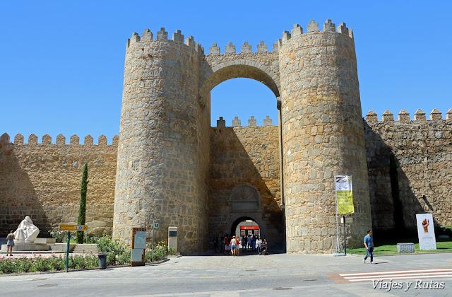 Puerta del Alcazar, Avila