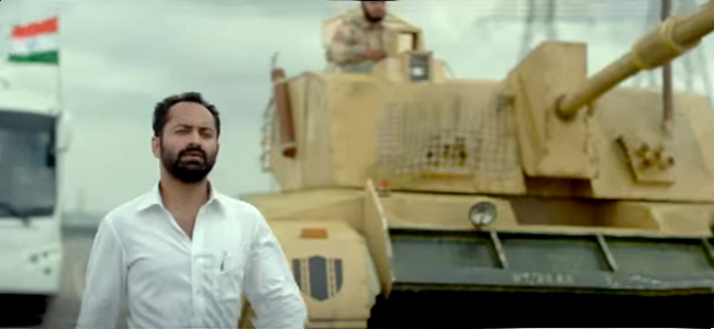TAKE OFF  Malayalam Movie  Official Trailer HD |Fahadh Fazil