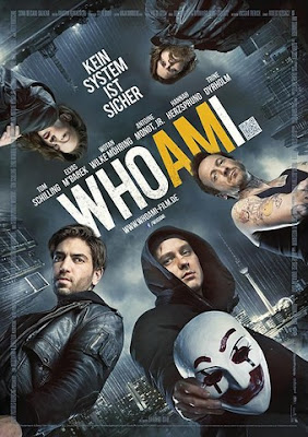 who am i movie poster