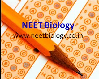 NEET Biology MCQ