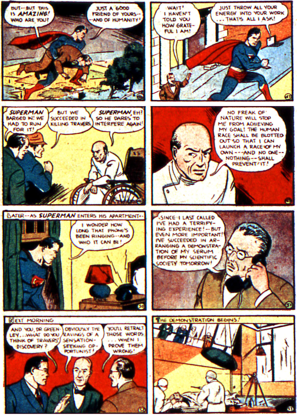 Read online Action Comics (1938) comic -  Issue #19 - 9