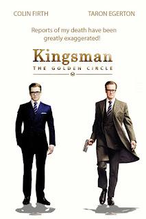 Kingsman 2: The Golden Circle (2017) – คิงส์แมน 2 รวมพลังโคตรพยัคฆ์ [บรรยายไทย]