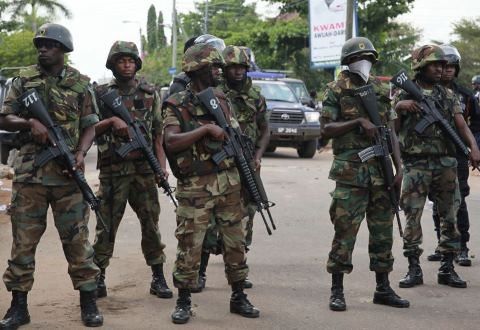 5,000 security officers for Akufo-Addo swearing in