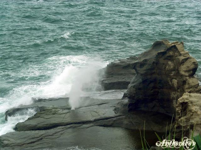 Fenomena Alam Seruling Laut