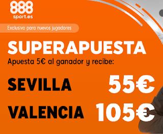 888sport superapuesta Sevilla vs Valencia 31 marzo 2019
