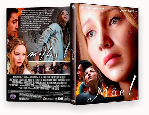 DVD-R Mãe! (2017) – OFICIAL