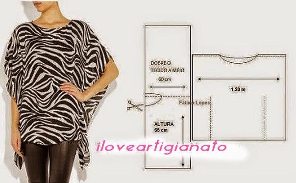 Connu I Love Artigianato: Cartamodelli gratis XW92