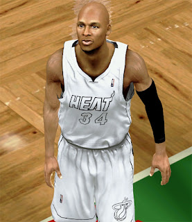 NBA 2K13 Ray Allen Cyber Face Mod Patch