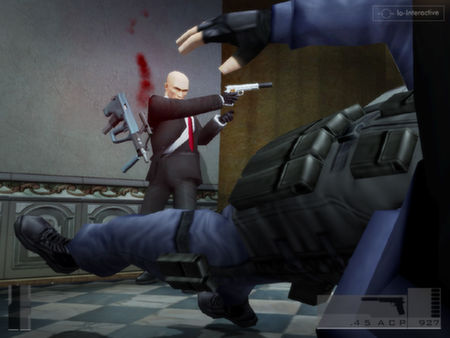 Hitman Contracts PC Download Free