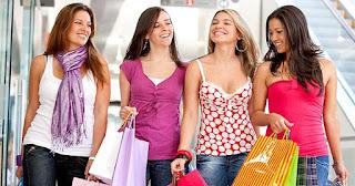 Kenapa Wanita Sering Di Kaitkan Dengan Mall