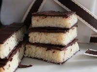 turrón de coco casero turron de coco y chocolate casero