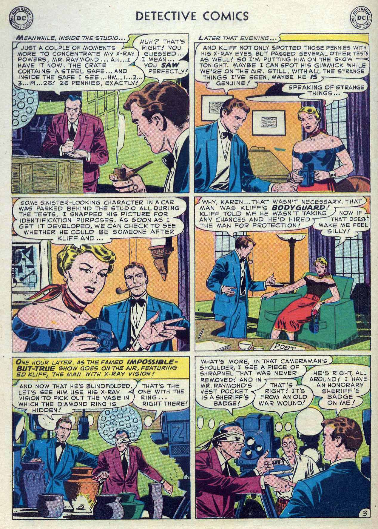 Read online Detective Comics (1937) comic -  Issue #262 - 20