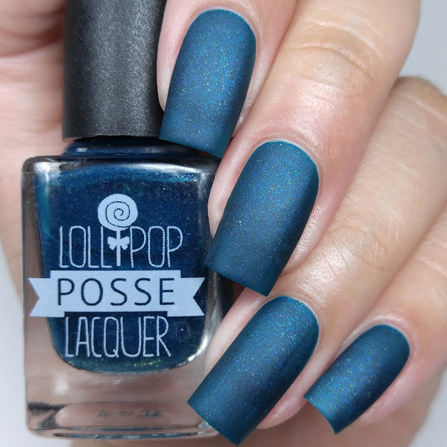 Lollipop Posse Lacquer - Earthcrosser