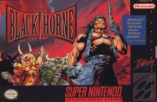 Blackthorne (Br) [ SNES ]