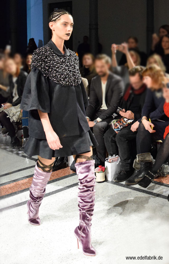 Marina Hoermanseder, Berlin Fashionweek, Herbst Winter 2017/2018, Show