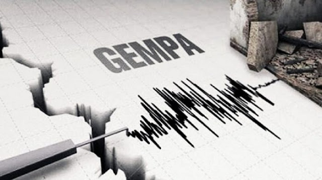 Jelang Kunjungan Jokowi ke Lampung, Muncul Isu Gempa Besar