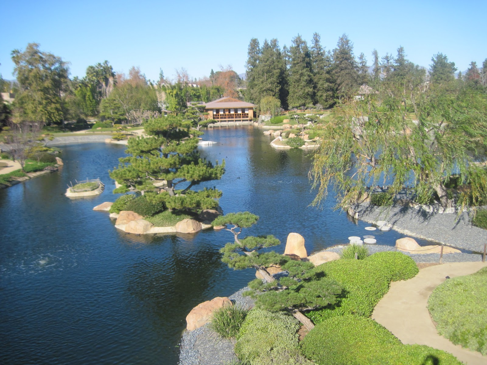 Los Angeles Japanese Garden: The Schramm Journey: Japanese Garden, Los Angeles