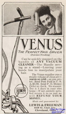 Venus -- the perfect hair dryer