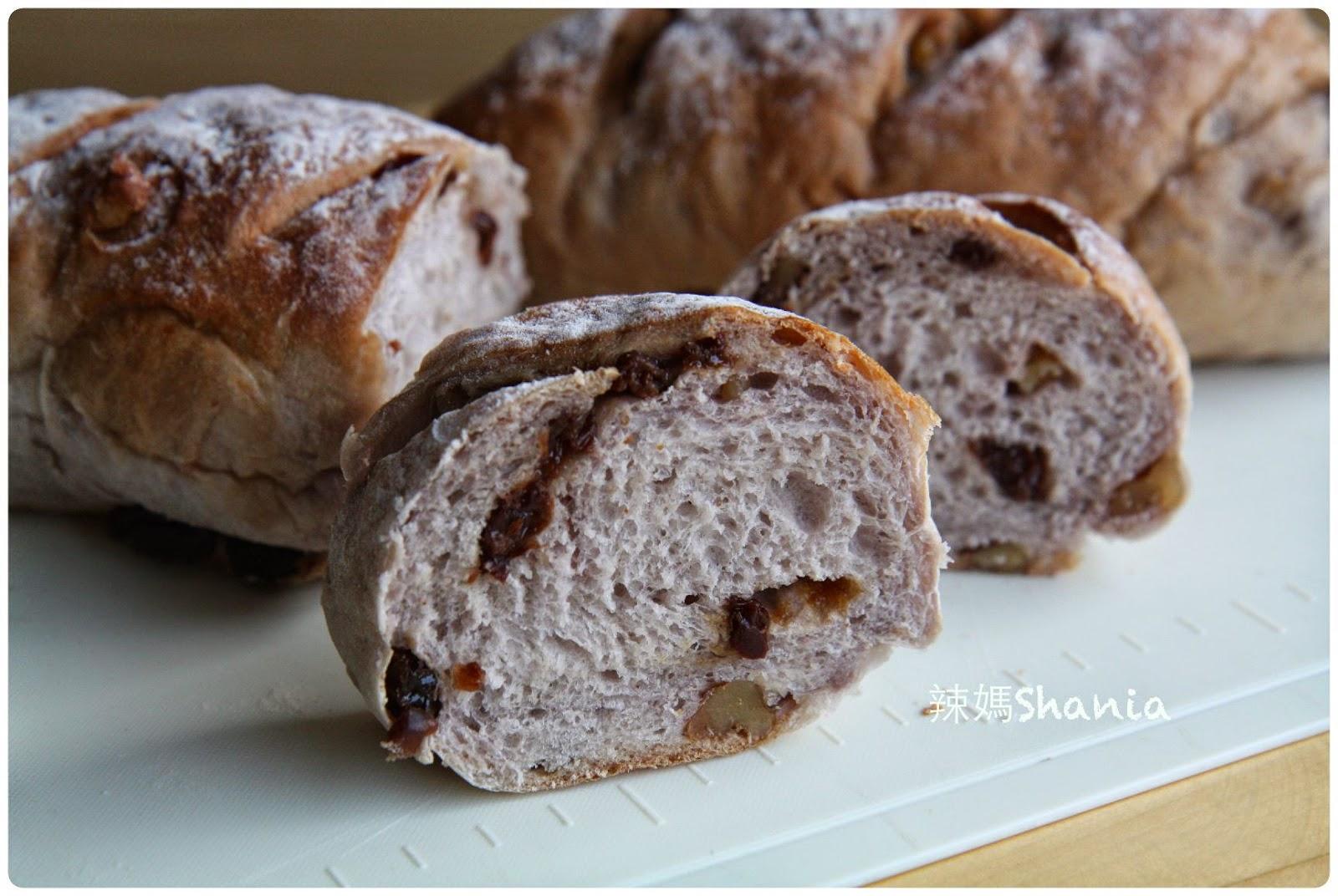 「250卡 麵包」「麵包機」好柔軟的 -- 偽紅酒葡萄麵包