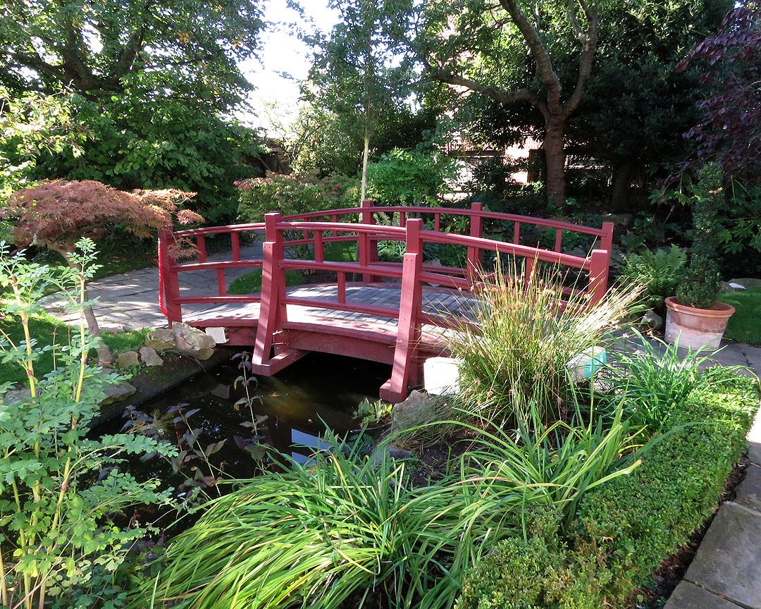 Daily Photo Stream Kensington Roof Gardens
