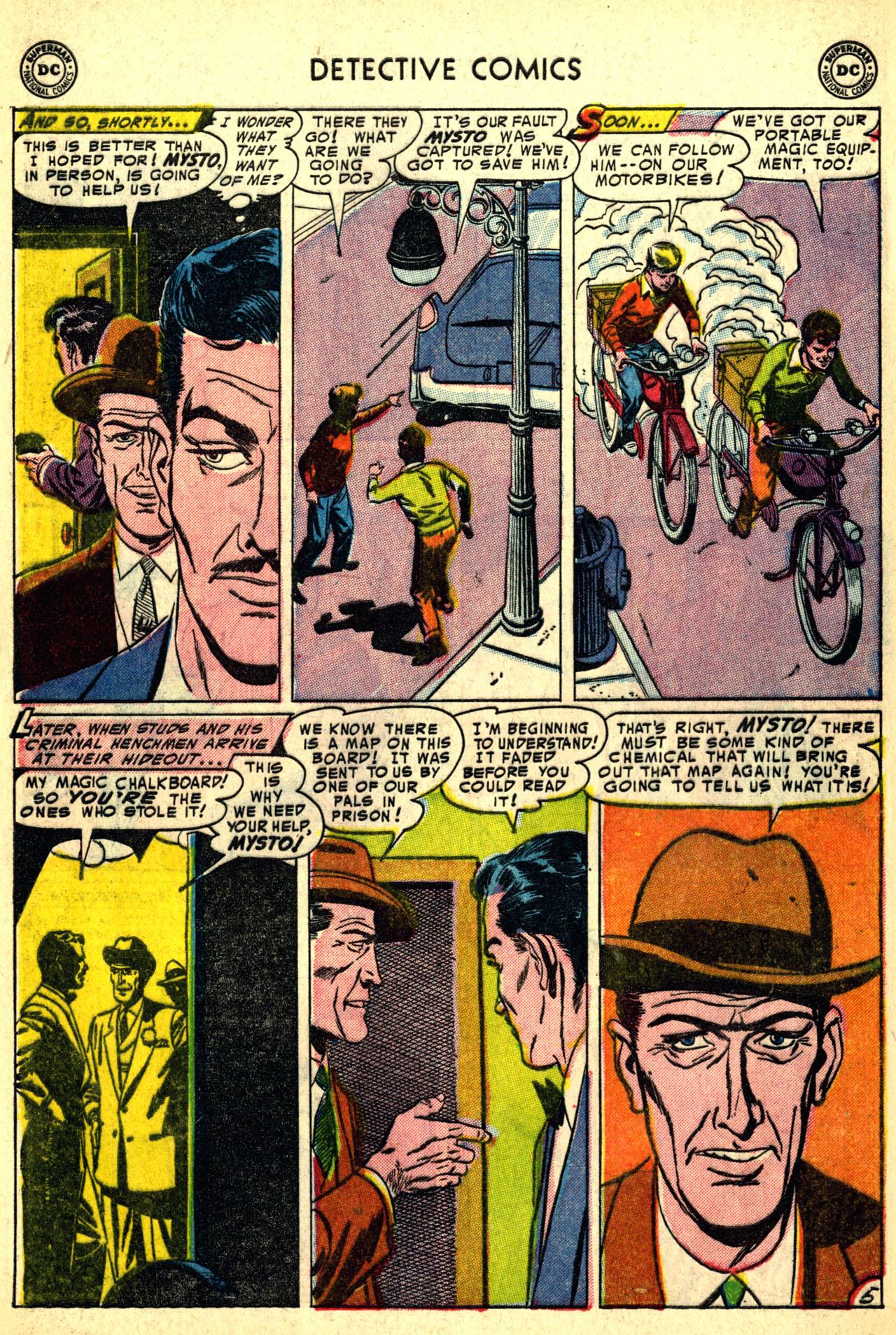 Detective Comics (1937) 208 Page 37