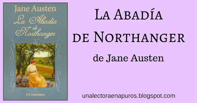 La Abadía de Northanger, de Jane Austen