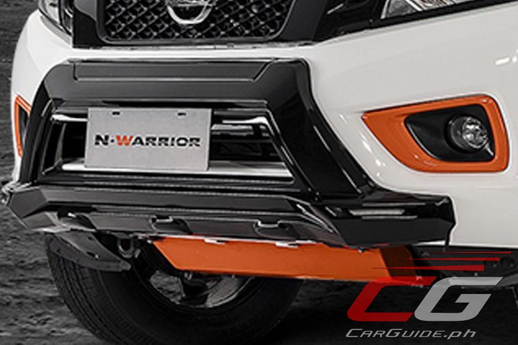 The 2019 Nissan Navara N-Warrior is Dressed to Thrill (w/ 9