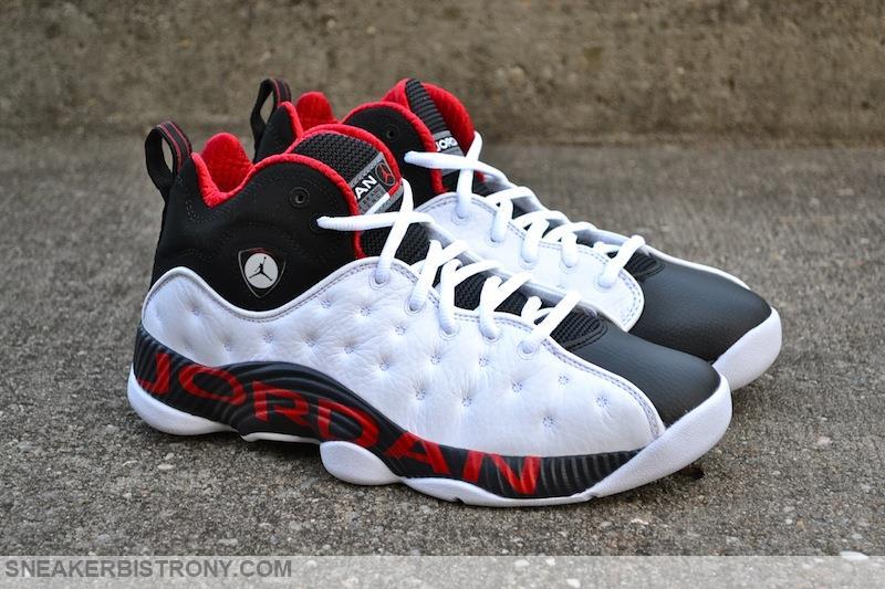 online store f1107 ec3b5 ... discount code for jordan jumpman team ii white black varsity red 8db0a  81390