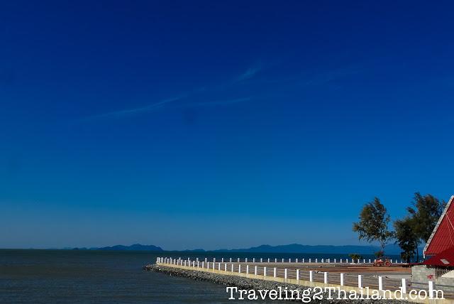 Leam Sok pier, Trat - Thailand