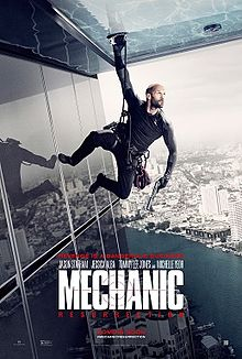 Mechanic Resurrection 2016