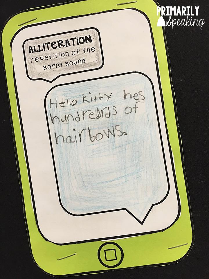Iphones And Alliteration Primarily Speaking