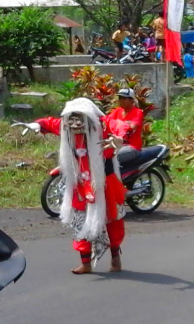 barong banyuwangi, seblang banyuwangi, the mistic of seblang, the legend of banyuwangi