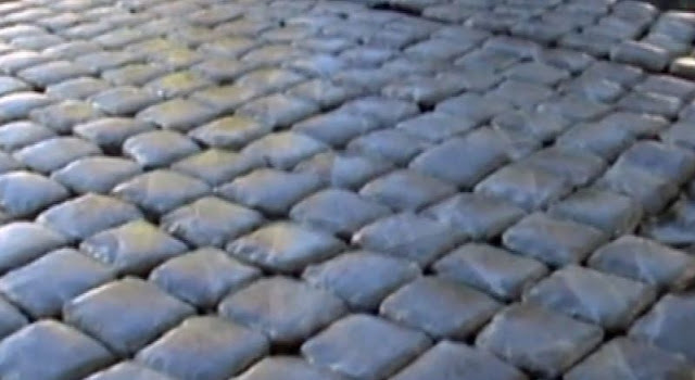 Over 600 kg of cocaine caught in Port of Durres, two persons arrested