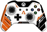 titanfall xbox one controller