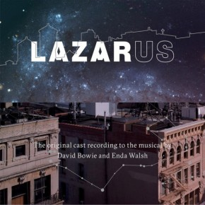 Wygraj płytę Lazarus