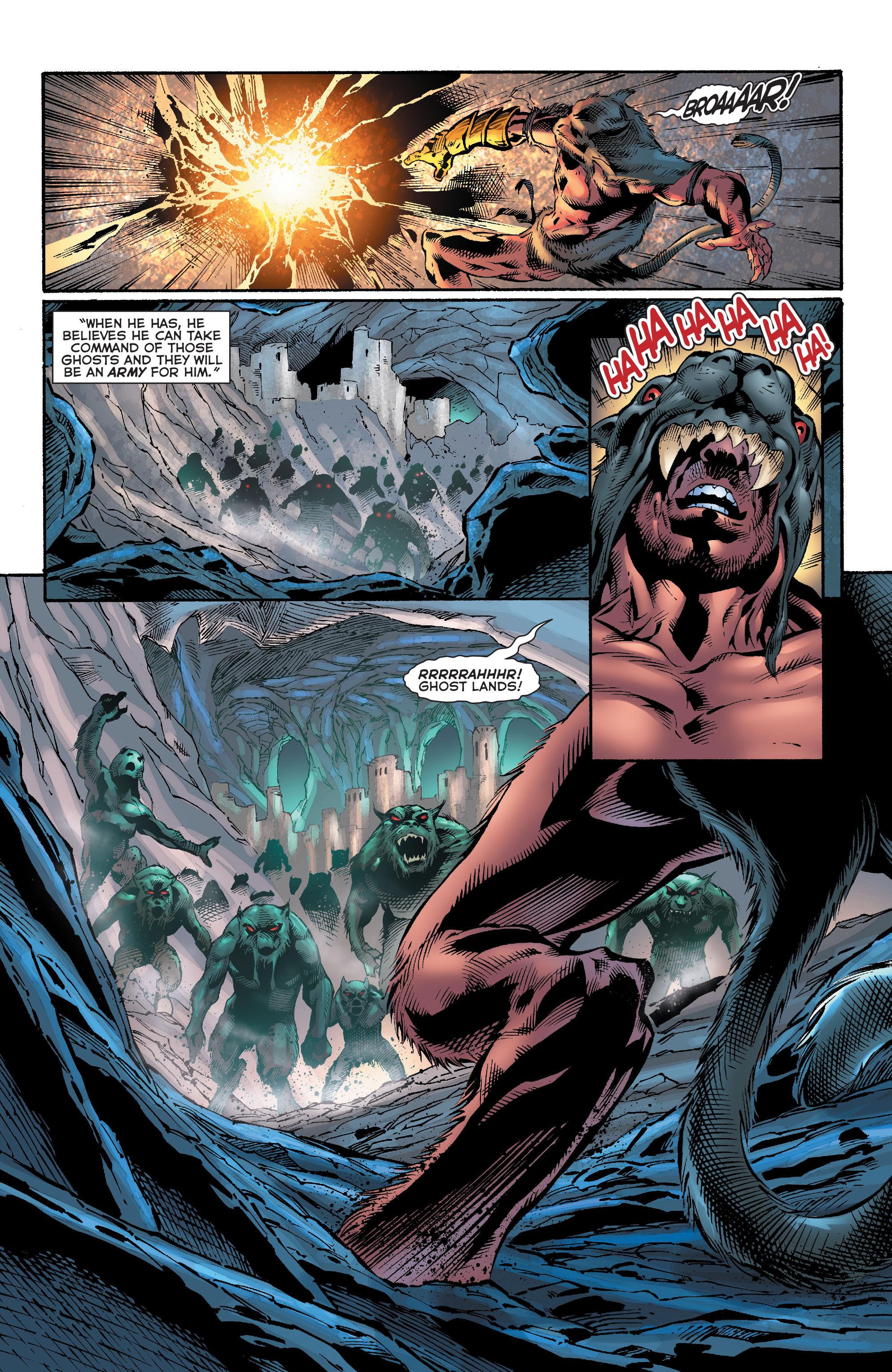 Read online Aquaman (2011) comic -  Issue #20 - 15